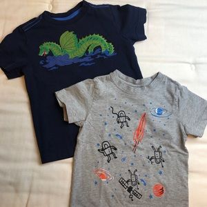 Hanna Andersson Soft Cotton Tees